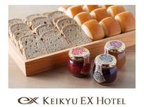 ◆朝食パン&ジャム◆