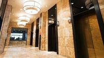 ◆京急EXホテル品川  エレベーターホール◆