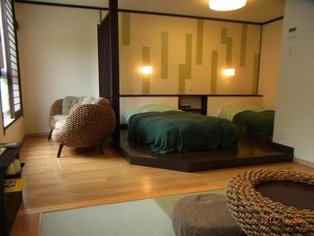 和洋室デザインルーム