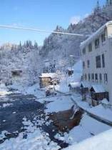 冬の恵比寿屋