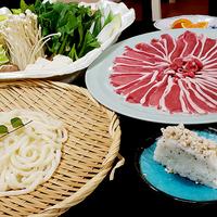 【日帰り昼食】人気の鍋プラン3種類から選べる♪特別ランチメニュー