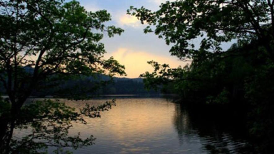 【チミケップ湖】森つべつから約40キロ
