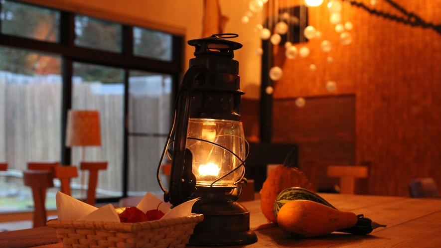 【ロビー】ランプ