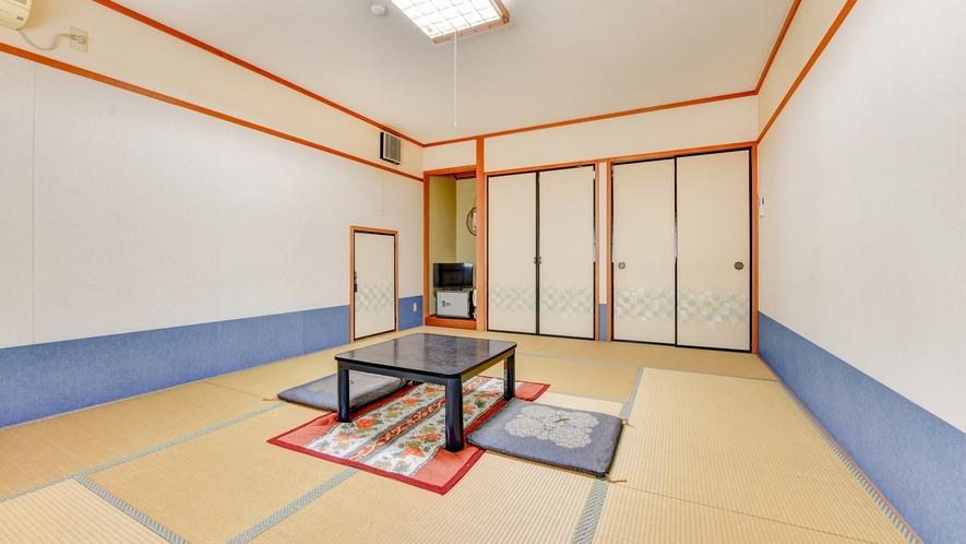 *新館 和室/自然に囲まれた閑静なお部屋でお寛ぎ下さい