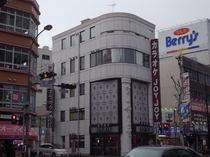 カラオケJOYJOY大須赤門店徒歩約11分