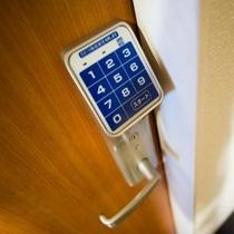 客室暗証番号 システム