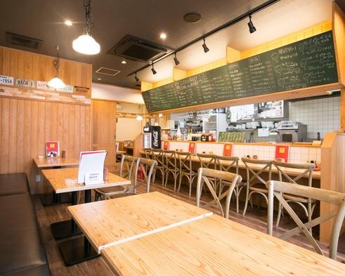 【¥2000分お食事券付きプラン〜EASE豊川駅前店】ホテル近くで外食される方にオススメ☆無料朝食
