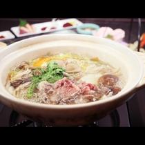 《桜鍋》栄養たっぷりの馬肉!鍋で食べればほっと温まります♪