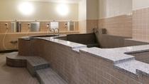 地下1階男性専用大浴場