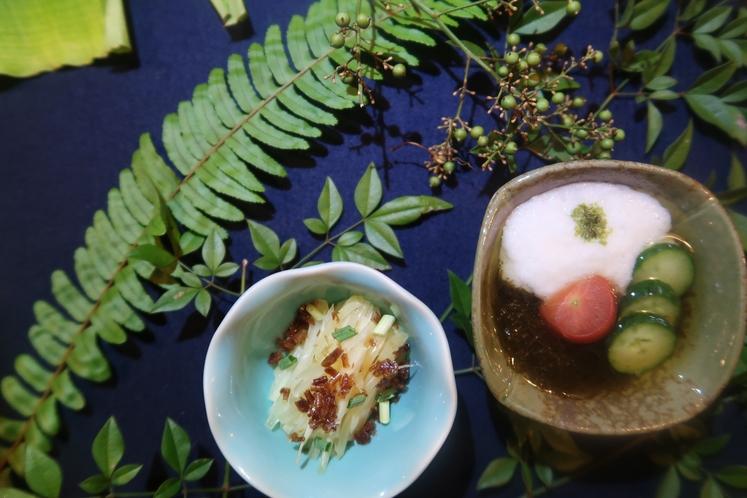 【御夕飯:小鉢2種】日替わり小鉢もご用意♪
