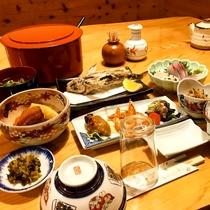 日替わり!人気の夕食(一例)