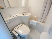 ウォシュレット付きトイレ【客室備品】