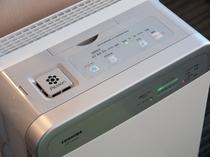 加湿器付空気清浄器【客室備品】