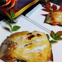 季節の旬の焼き魚