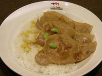 カフェ・カンタベリーの豚丼