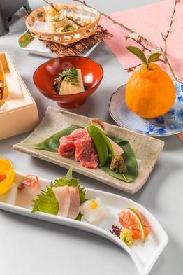 【1泊2食付】2021春・夏  海の京都・丹後で天然温泉と創作和食を堪能 ゆとりのプラン