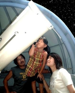 ☆晴れた夜には【どんぐり天文台】で星座観測プラン