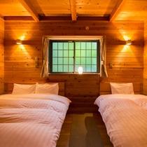 【翁草】寝室