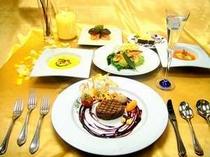 食事の一例