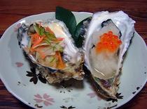 冬季限定 牡蠣料理