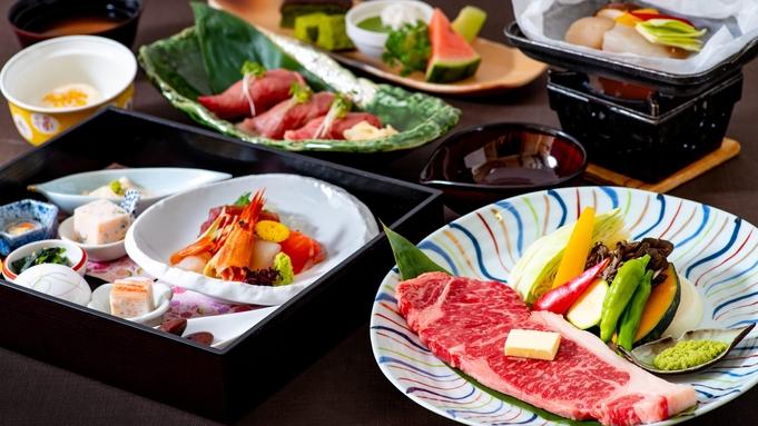 【さき楽30】心にググっと◆夕食個室確約◆上州牛サーロインをすき焼き又は陶板焼きで<2食付>