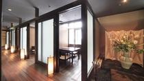 【宙の鑑】お部屋はすべて個室スタイル