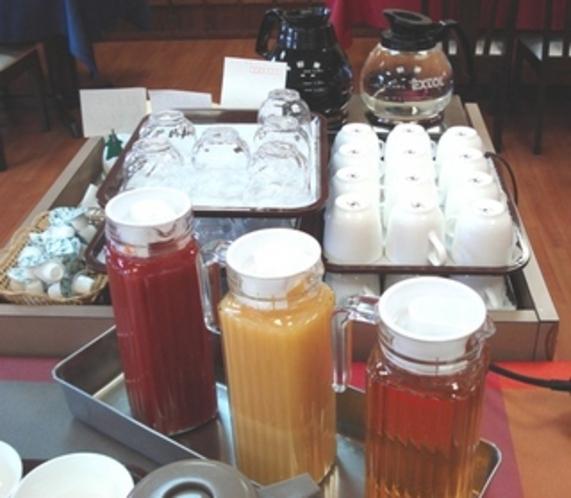 【朝食】ドリンク