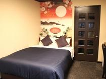 ☆和洋室(ダブル)☆Japanese-Western-Style room(double)
