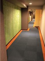 ☆館内廊下☆Corridor