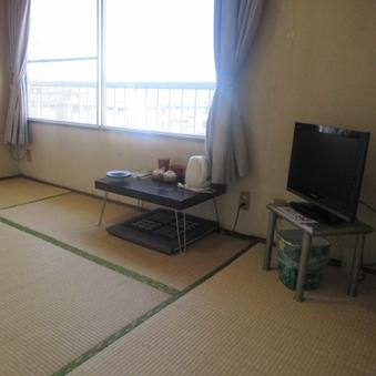 和室【6畳】バス・トイレ共同