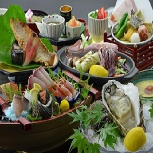 若狭おばま お魚まつり◆2014 夏バージョン(宿泊)