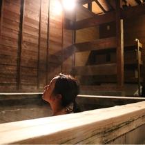 露天風呂【鶴姫の湯】