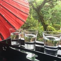 神奈川の地酒飲み比べ