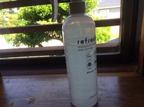 資生堂refresh 消臭剤