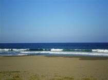 【観光】入野の浜