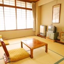 和室6畳 のお部屋になります