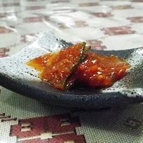 *【夕食一例】なーべらーキムチ