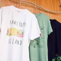 *「茶屋たかにゃ」で販売中のオリジナルTシャツ