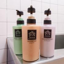 *共同風呂:シャンプーや石鹸など、用意がございます。