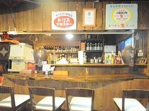 【北山食堂】昭和をイメージしたレトロな居酒屋です。