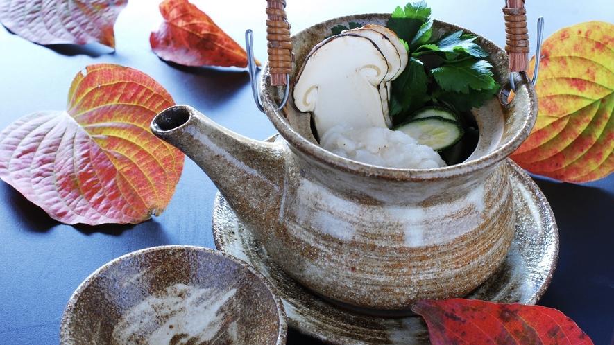 ◆松茸土瓶蒸し(毎年10月頃)