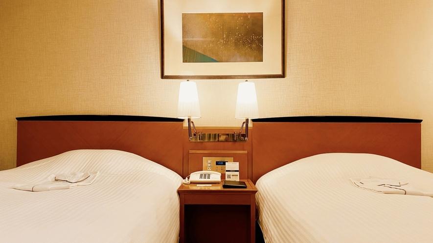 ◆客室(ツインベッド)
