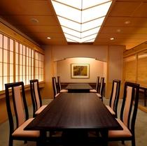 個室対応も可能なレストラン※要予約(写真はイメージです)