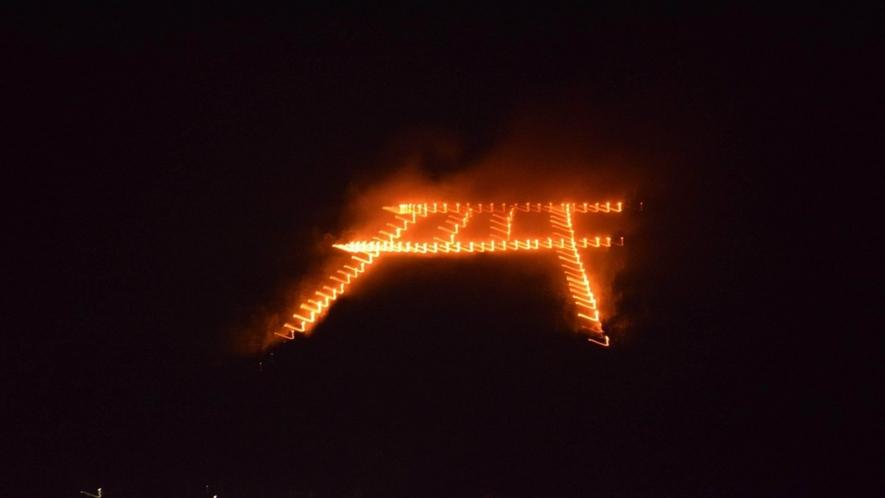 ◆《五山の送り火》