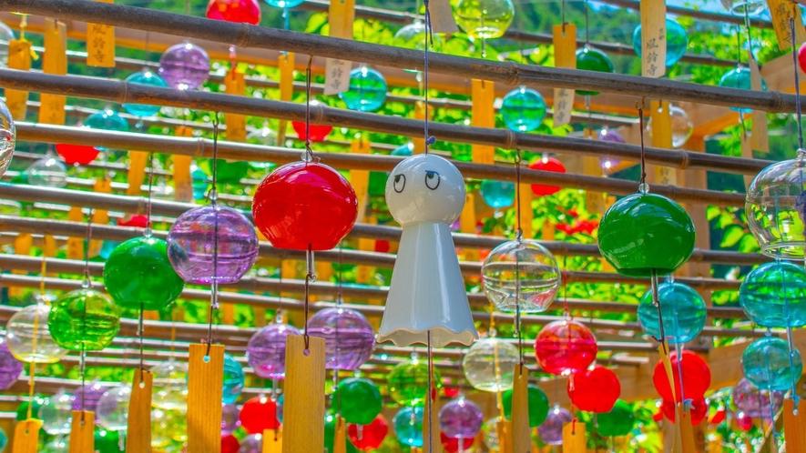 ◆正寿院の風鈴まつり
