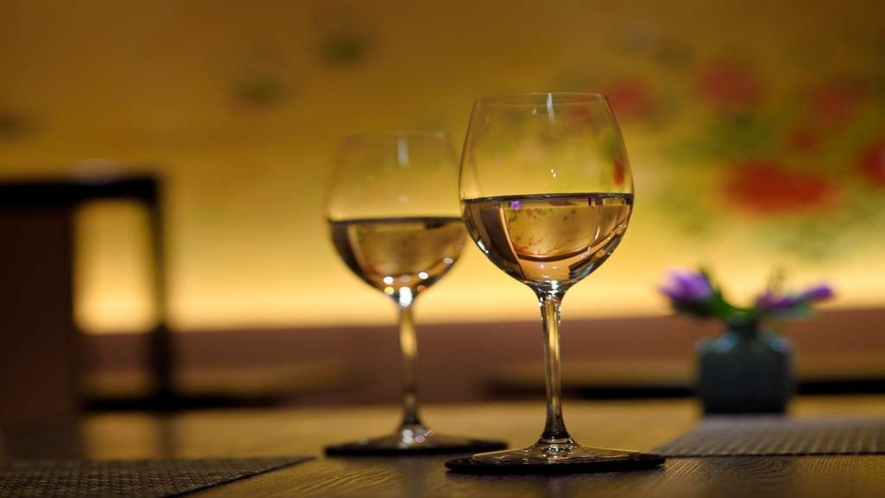 ◆料理に合うお酒を多種揃えております。