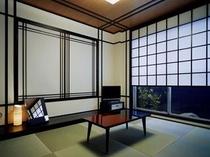 琉球畳の和室でのんびり