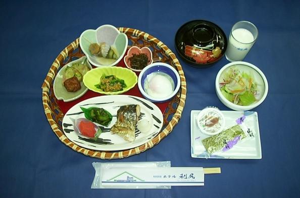 朝食のみプラン【5月〜9月】