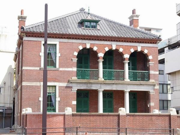 下関旧英国領事館