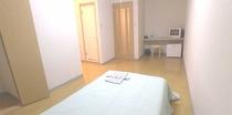 302号室ベッドルーム